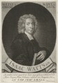 Isaac Watts, by George White, printed for  Bowles & Carver - NPG D37902
