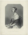 Louisa Grace Fortescue (née Butler), Lady Clermont, by Edward Francis Finden, printed by  McQueen (Macqueen), published by  T.G. March, after  Andrew Robertson - NPG D37759