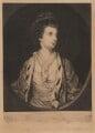 Elizabeth Kerr (née Fortescue), Marchioness of Lothian, by James Wilson, after  Sir Joshua Reynolds - NPG D37447