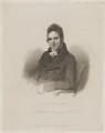 John Foster, by William Walker, published by  B.J. Holdsworth, after  Nathan Cooper Branwhite - NPG D37765