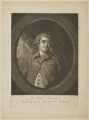 Charles James Fox, by George Graham, published by  W. Allen, after  Sir Joshua Reynolds - NPG D37773