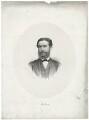 John Lubbock, 1st Baron Avebury, by George B. Black - NPG D37473