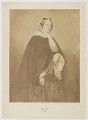 Lady Mary Fox (née FitzClarence), by and published by Caldesi & Co, after  Attilio Baccani - NPG D37792