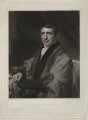 Robert Waithman, by Edward Scriven, printed by  McQueen & Co, published by and after  William Patten - NPG D37974