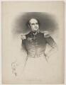 Sir John Franklin, after Joseph Mathias Negelen - NPG D37794