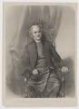 William Rowe Lyall, by Thomas Herbert Maguire, printed by  M & N Hanhart, after  William Buckler - NPG D38026