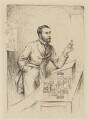 Sir Thomas Richard Fraser, by William Brassey Hole - NPG D37799