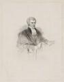 Unknown man, formerly known as John Singleton Copley, Baron Lyndhurst, by Andrew Duncan - NPG D38035