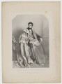 John Singleton Copley, Baron Lyndhurst, by Richard James Lane, printed by  Graf & Soret, published by  John Mitchell, after  Alfred Edward Chalon - NPG D38036