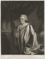 George Waldegrave, 4th Earl Waldegrave, by Richard Earlom, after  John Francis Rigaud - NPG D37980