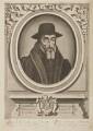 John Foxe, by John Sturt, after  George Glover - NPG D37982