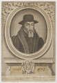 John Foxe, by John Sturt, after  George Glover - NPG D37989