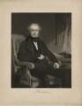 James Walker, by Samuel Bellin, printed by  Brooker & Harrison, after  John Prescott Knight - NPG D37993