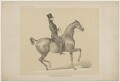possibly John William Fremantle, published by Thomas McLean - NPG D38430