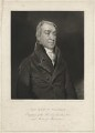 William Walker, by William Ward, after  John Constable - NPG D38005