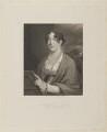Mrs Frewer, by William Camden Edwards, after  Joseph Clover - NPG D38435