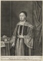 John Wallis, by John Faber Sr, after  Sir Godfrey Kneller, Bt - NPG D38503