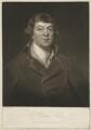 William Wallis, by Charles Turner, published by  Robert Cribb & Son, after  John Keenan - NPG D38505