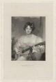 Elizabeth Blake (née Lock), Lady Wallscourt, by William Ensom, after  Sir Thomas Lawrence - NPG D38507