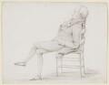 Henry Fuseli, by W. Brown - NPG D38447