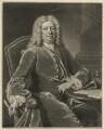 Horatio Walpole, 1st Baron Walpole of Wolterton, by John Simon, after  Jean Baptiste van Loo - NPG D38508