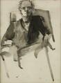 Roger Hilton, by Roger Hilton - NPG 6902