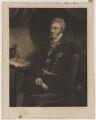 Sir James McGrigor, 1st Bt, by William Ward, after  John Jackson - NPG D38090