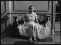 Joan Barry, by Fred Daniels - NPG x133246