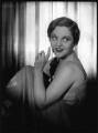 Joan Barry, by Fred Daniels - NPG x133248