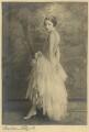 Gertrude Lawrence, by Bertram Park - NPG x133225