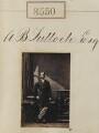 Sir Alexander Bruce Tulloch, by Camille Silvy - NPG Ax58373