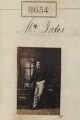 Edmund Hodgson Yates, by Camille Silvy - NPG Ax58477