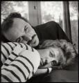 Michel Jammet; Elisabeth Frink, by Ida Kar - NPG x133260