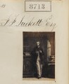 Francis Fox Tuckett, by Camille Silvy - NPG Ax58536