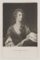 Elizabeth Napier (née Greenway), by Samuel William Reynolds, or by  Samuel Cousins, published by  Henry Graves & Co, after  Sir Joshua Reynolds - NPG D38470
