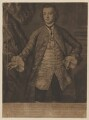 Anthony Maddox, by Richard Houston, sold by  John Smith of Cheapside, sold by  Robert Sayer, after  Thomas King - NPG D38143