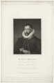 Sir Francis Walsingham, by Henry Meyer, published by  Lackington, Allen & Co, published by  Longman, Hurst, Rees, Orme & Brown, after  William Haines - NPG D38519