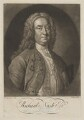 Richard ('Beau') Nash, by John Faber Jr, after  Thomas Hudson - NPG D38474