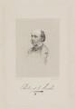 Richard Christopher Naylor, by Joseph Brown, after  John Jabez Edwin Mayall - NPG D38477