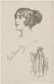 Julia Emilie Neilson, after Charles Buchel (Karl August Büchel), and after  John Hassall - NPG D38482