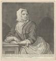 Sarah Malcolm, after William Hogarth - NPG D38165