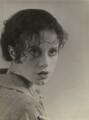 Elsa Lanchester, by Yvonne Gregory - NPG x133274