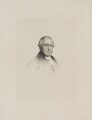 Sir William Newbigging, by George Baird Shaw, printed by  Alexander McGlashon (McGlashan), published by  Alexander Crichton (Crighton), after  Sir John Watson-Gordon - NPG D38710
