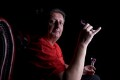 Eric Bristow, by Richard Cannon - NPG x133241
