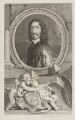 Edward Montagu, 2nd Earl of Manchester, published by John & Paul Knapton, after  Sir Anthony van Dyck - NPG D38183