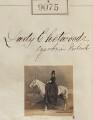 Arabella Phillis (née Denton), Lady Newdigate-Ludford-Chetwode, by Camille Silvy - NPG Ax133317