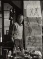Ivon Hitchens, by Ida Kar - NPG x133280