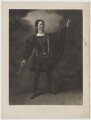 Henry Gaskell Denvil as Manfred, by James Egan, published by  B.B. King, sold by  Ackermann & Co, after  Henry Farrer - NPG D38192