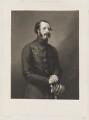 Lord George John Manners, by George Zobel, after  R. Cholmondeley - NPG D38195