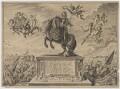 William Cavendish, 1st Duke of Newcastle-upon-Tyne, by Peter van Lisebetten (Lysebetten, Liesebetten), after  Abraham Diepenbeeck - NPG D38714